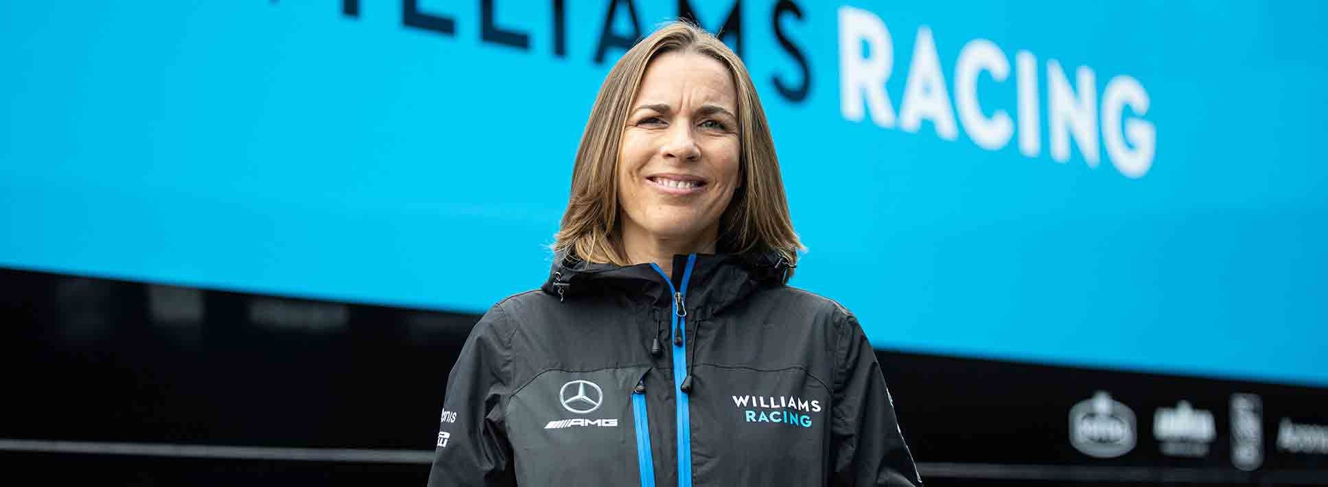 Claire Williams | Williams Racing