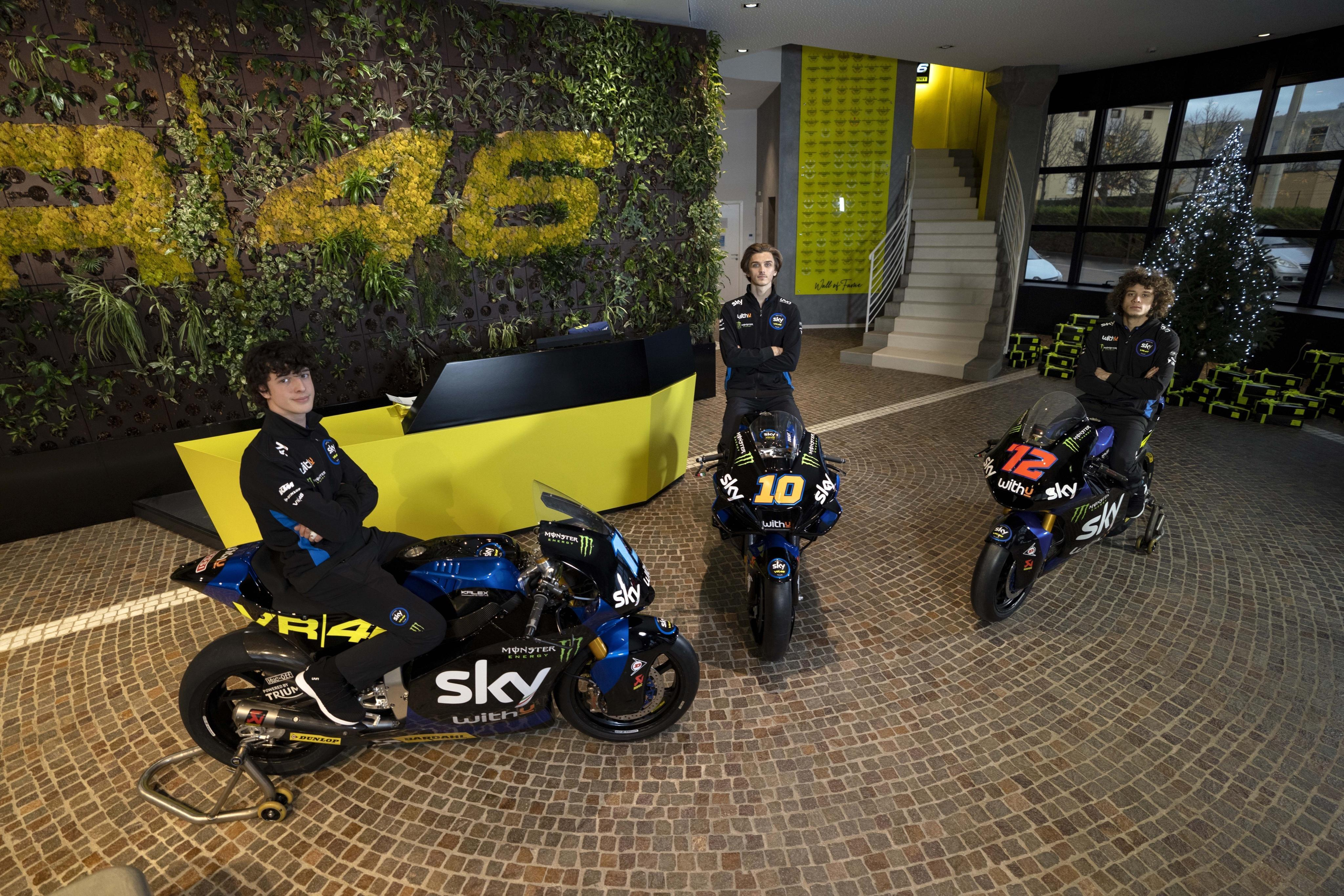 SKY Racing Team VR46 / Esponsorama Racing